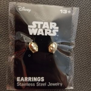 Star Wars C 3-PO Earrings